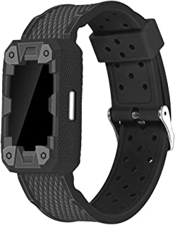 Famobest for Fitbit Bands Charge 2, Smartwatch Accessory Sport Band Compatible for Fitbit Charge 2 Bands Small Fitbit Charge 2 Bands