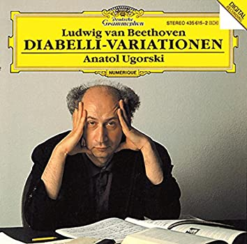 Beethoven: 33 Variations On A Waltz By A. Diabelli, Op.120