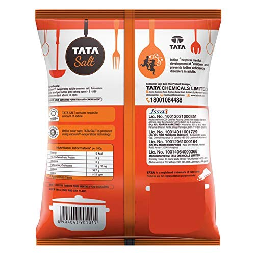 Tata Salt, 1Kg 2