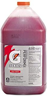 Gatorade - 33977 Concentrate Fruit Punch, 768 Ounce (Pack of 4)