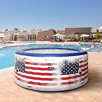 WAVE Inflatable Hot Tubs