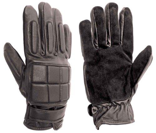 Nordhandel Durchsuchungs-Handschuh Schnitthemmend Stufe-5, Größe XXL