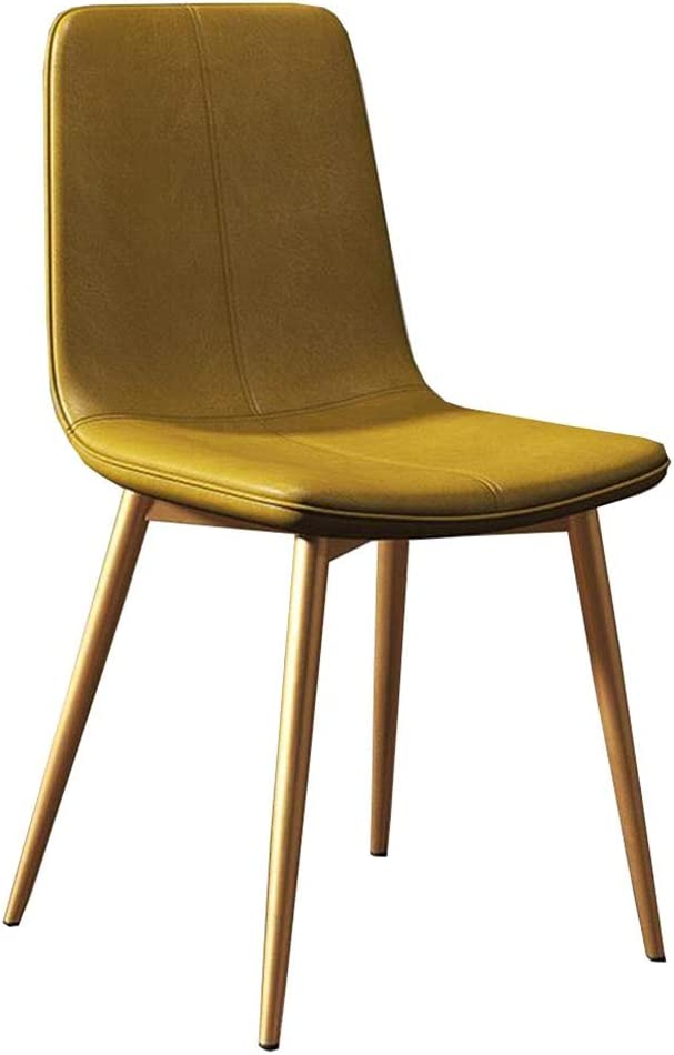 Max Popular standard 70% OFF Dall Dining Chair Modern Leisure Backrest M Table Seat PU Chairs