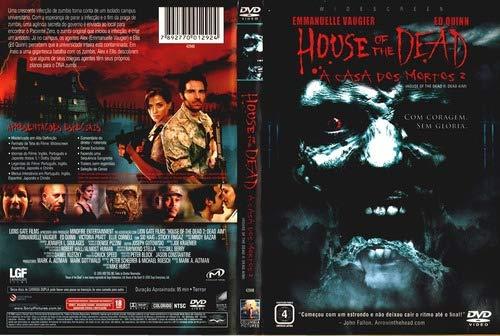 Dvd House Of The Dead - A Casa Dos Mortos 2 (2006)