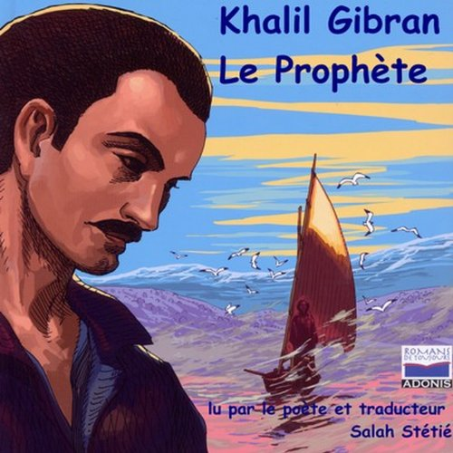 Le Prophète  audiobook cover art