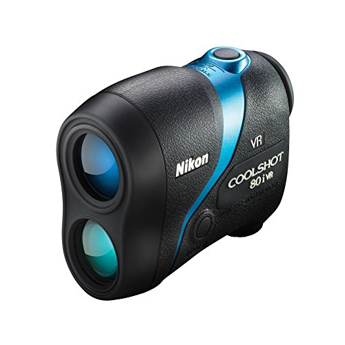 Nikon Golf Coolshot 80i VR Golf Slope Rangefinder