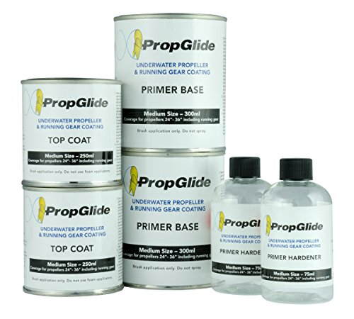 PropGlide Foul Release Propeller and Running Gear Coating (1250ML Kit)