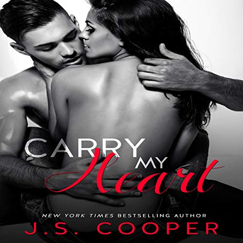 Carry My Heart audiobook cover art