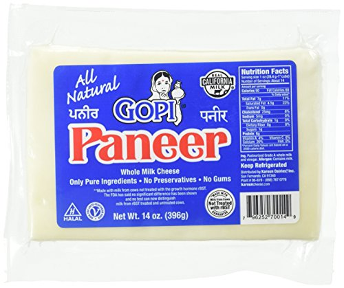 Karoun, Paneer Gopi Indian, 14 Ounce