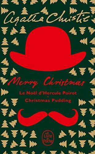 Merry Christmas (2 titres): Le Noël d'Hercule Poirot + Christmas pudding (Policiers)