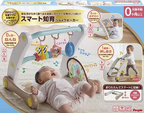 うちの赤ちゃん世界一(R)スマート知育ジム&ウォーカー