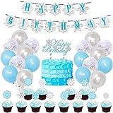 Frozen Cumpleaños Decoracion,Cumpleaños Frozen Decoracion,Frozen Fiesta Infantil,Cumpleaños Frozen,Globos Azules,Frozen Fiesta,Frozen Kit
