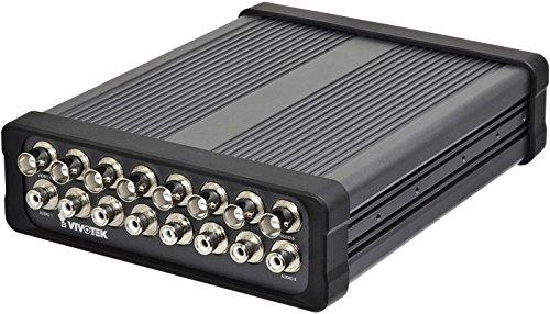 VIVOTEK VS8801 8 Canales de la cámara de Red del Servidor de vídeo de 8 x Cámara CCTV Convertir Triple Codec H, 264 / MPEG4 / MJPEG