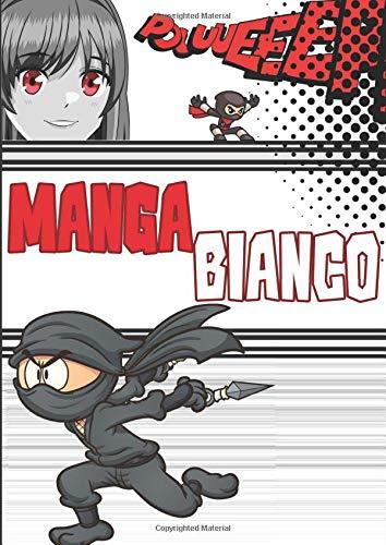 Manga bianco: Creo il mio manga