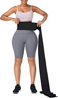 Waist Trainer for Women Snatch Bandage Tummy Sweat Wrap...
