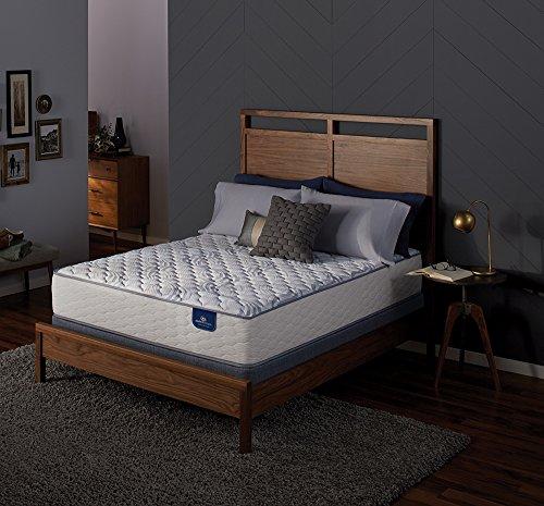 Serta Perfect Sleeper Select Firm 400 Innerspring Mattress,...