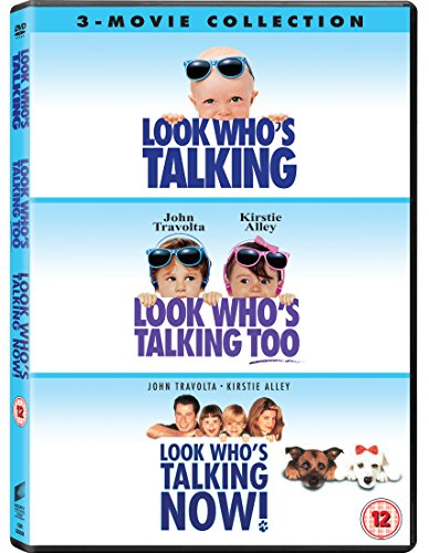 Look Who's Talking 1-3 Movie Collection [DVD]