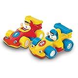 WOW The Turbo Twins - Racing Cars (4 Piece Set)