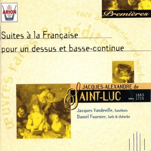 Jacques Vandeville, Daniel Fournier