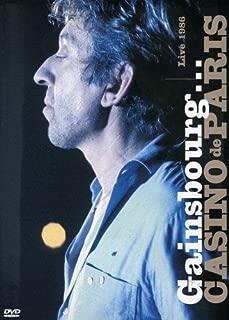 Serge Gainsbourg: Casino de Paris/Le Zenith