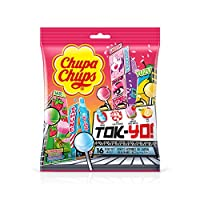 LES SAVEURS DU JAPON S'INVITENT DANS VOS SUCETTES : Avec la toute nouvelle collection de Chupa Chups Tok-Yo, partez pour un voyage gustatif au pays du soleil levant, avec 4 délicieux parfums originaux. Retrouvez le goût unique du Yuzu, mais aussi des...
