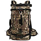 Flight Approved Backpack Travel Rucksack Cabin Hand Luggage Bag Hiking School Weekend Daypack
