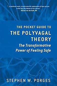 The Pocket Guide to the Polyvagal Theory: The Transformative Power of Feeling Safe (Norton Series on Interpersonal Neurobiology) by [Stephen W. Porges]