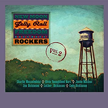 New Moon Jelly Roll Freedom Rockers - Volume 2