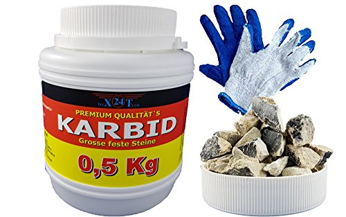 bri'X24T'you® Karbid***NEU*** 0.500KG+HS(1x) DEUTSCHE Premium QUALITÄT Firma BRIN'X(0,5A.Ql.Reg.1A/66481)(0.500KG)
