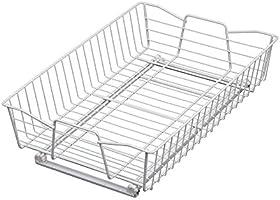 ClosetMaid 53052 14-Inch Wide Cabinet Organizer, White