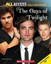 Guys of Twilight Unauthorized Scrapbook