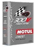 Motul Ester Core 300V High RPM 0W20 2L (Pack of 6)