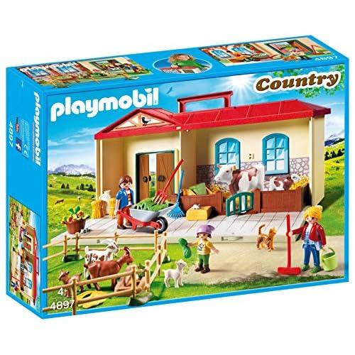 Playmobil 4897 - Fattoria Portatile