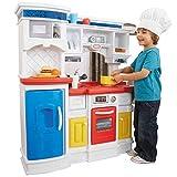 little tikes - 173028e3 - Jeu D'imitation - Cuisine - Gourmet Prep N Serve Kitchen