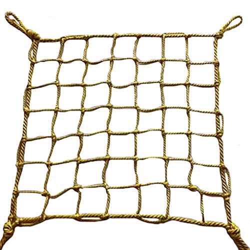 Read About LBYMYB Outdoor Sports Net Amusement Equipment Climbing Net Training Crawling Net Wall Pro...