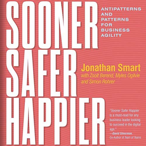 Sooner Safer Happier cover art
