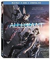 Allegiant Blu-ray/DVD Combo Shailene Woodley、Theo James