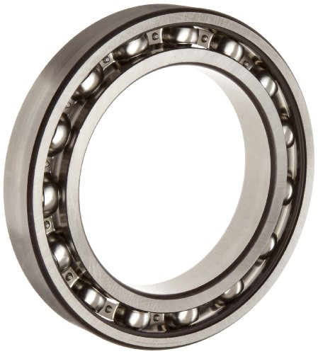 FAG 6010-C3 Deep Groove Ball Bearing, Single Row, Open, Steel Cage, C3 Clearance, Metric, 50mm ID, 80mm OD, 16 mm Wide 20000rpm Maximum Rotational Speed, 3600lbf Static Load Capacity, 4860lbf Dynamic Load Capacity
