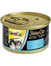 Gimcat Shinycat Konserve Kedi Maması -Yavru Tuna Balıklı 70Gr