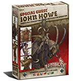 Edge Entertainment- Zombicide Black Plague - Special Guest Box John Howe, Color (EECMZB24)