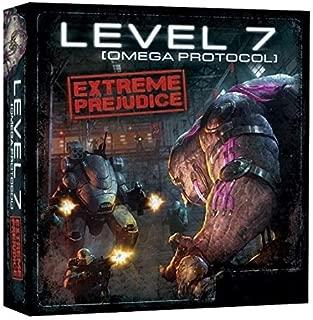 Level 7 (Omega Protocol) Extreme Prejudice Expansion