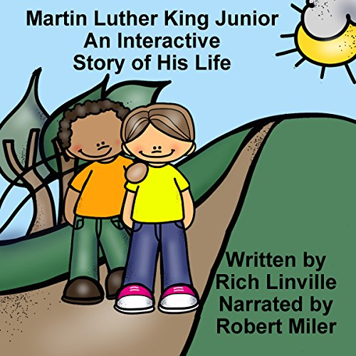 Martin Luther King Junior audiobook cover art