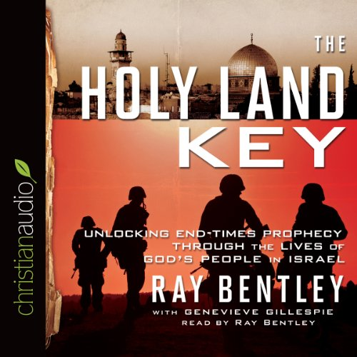 The Holy Land Key audiobook cover art