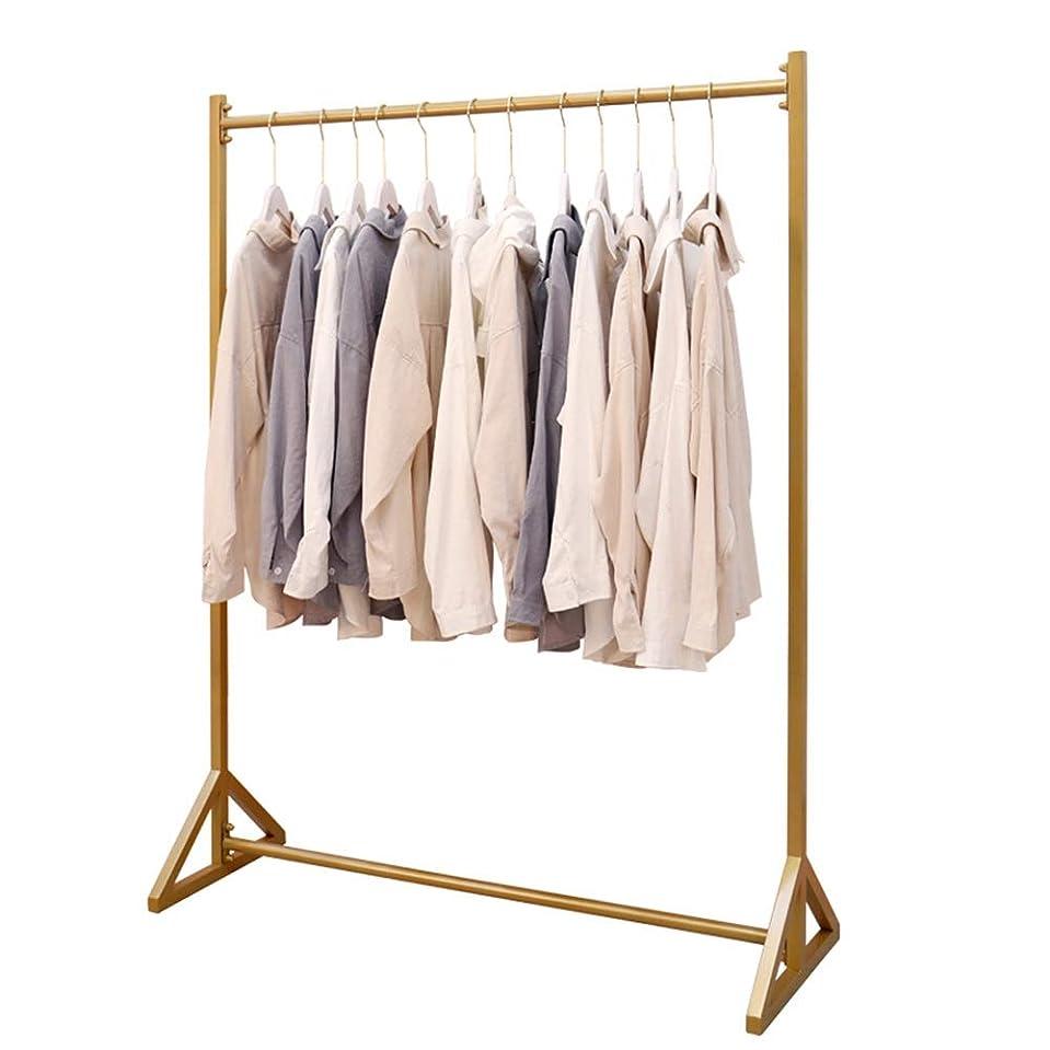 想定する到着限られたJIAYING ハンガーラック 衣料品の衣服の棚の頑丈な商業用等級の衣服は衣類、店、家族、作業室、ドレッシングルームのための上の棒、便利および耐久財が付いている棚を立てます (Size : 100×40×150CM)