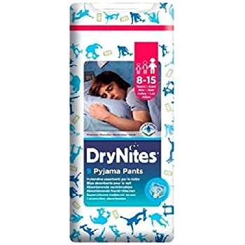 Huggies 8-15 Anni Drynites Per I Ragazzi 9 Per Confezione