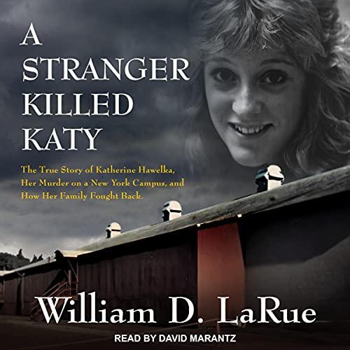 A Stranger Killed Katy cover art