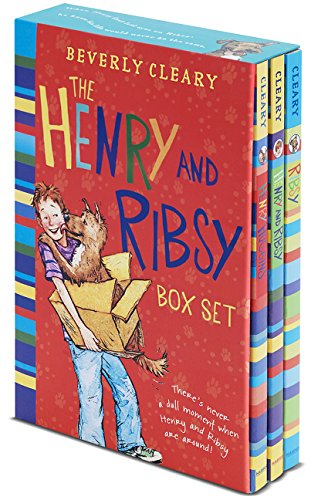 The Henry and Ribsy Box Set: Henry Huggins, Henry and Ribsy, Ribsy