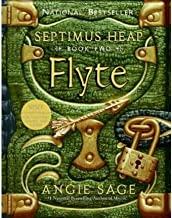 Set of 3 Novels By Angie Sage. Septimus Heap Series: Volumes 1-3 - Magyk, Flyte, Physik