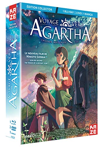 Inconnu [Édition Collector Blu-Ray + DVD + Manga]