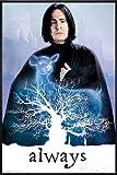 Close Up Harry Potter Poster Snape Always (Patronus) (93x62